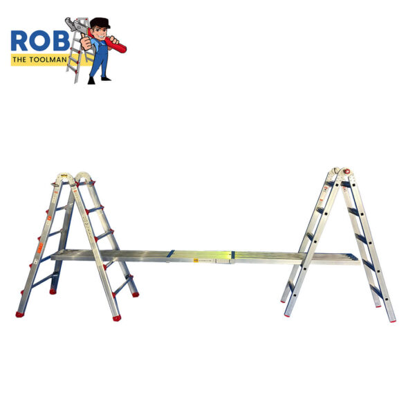 Rob The Tool Man Super Extandable Plank Image 2