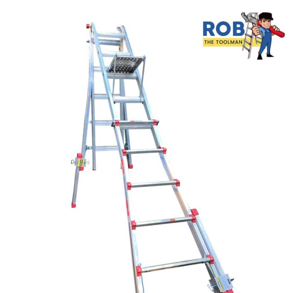 Rob The Toolman DIY Packages 5 Step With Stand On Platform