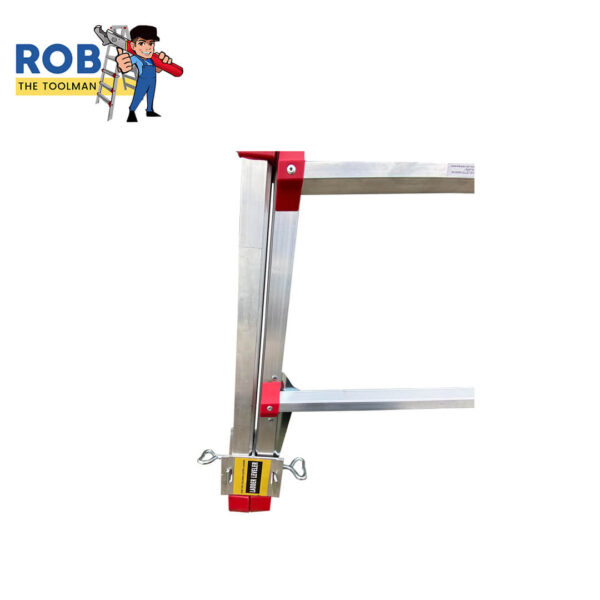 Rob The Tool Man Ladder Leveler 1
