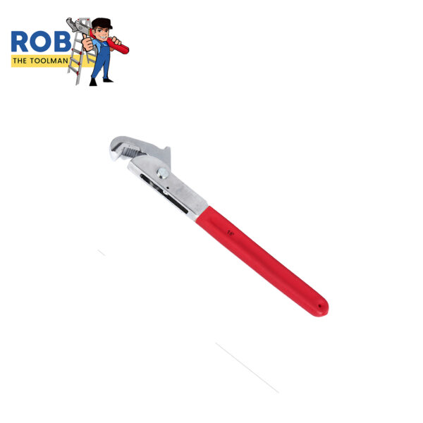 """Rob The Toolman Red Handle 16"""" Wrench"""
