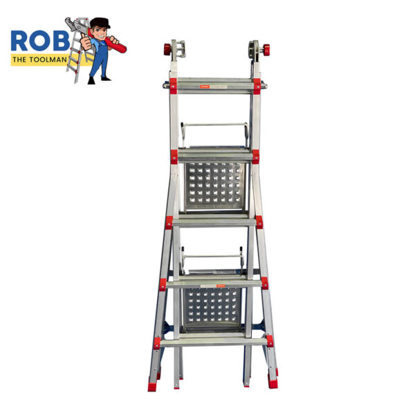 Rob The Toolman DIY Packages 5 Step With Stand On Platform 1