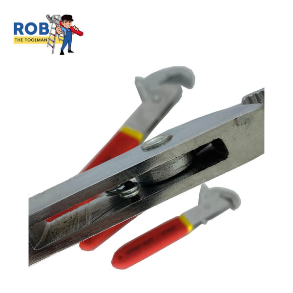 """Rob The Toolman Red Handle 16"""" Wrench Image 1"""