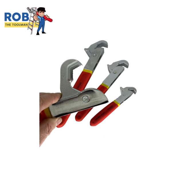 """Rob The Toolman Red Handle 16"""" Wrench Image 1.1"""