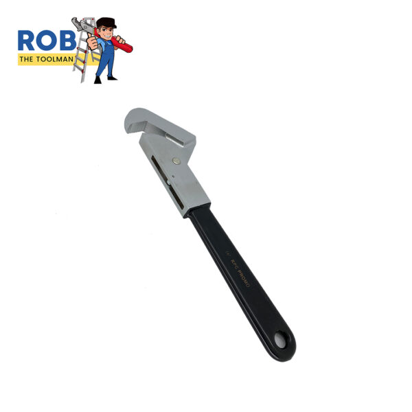 "Single Black Handle 16"" Large Wrench"