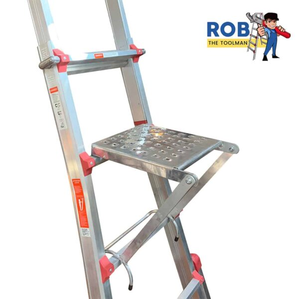 Rob The Tool Man Stand on Platform