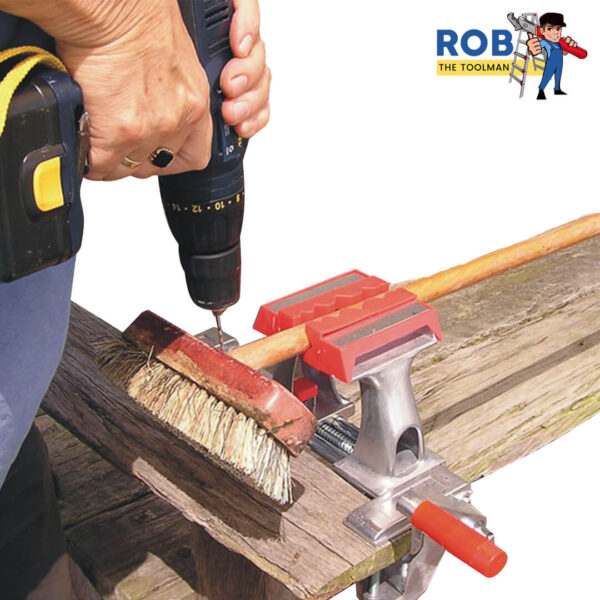 Rob The Tool Man Oz Vise Clamping Tool