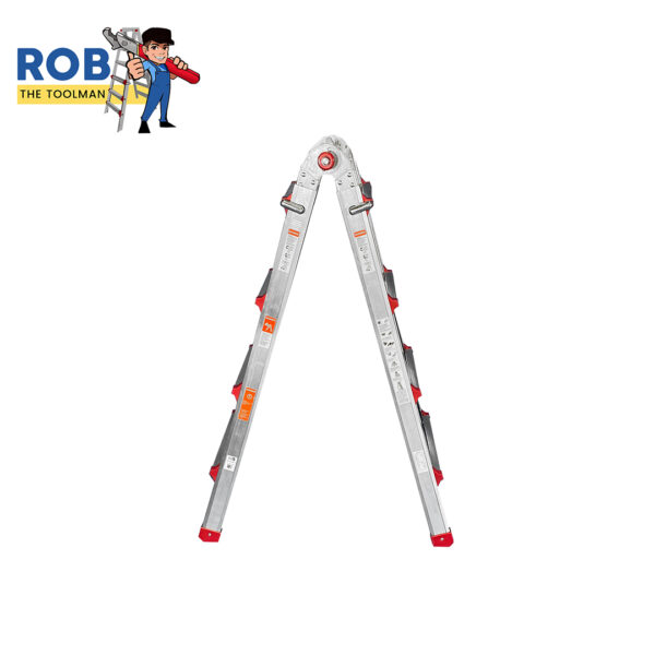 Rob The Tool Man 4 Step Super Ladder